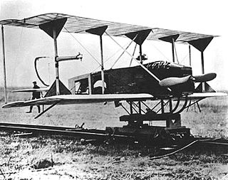 Hewitt-Sperry Automatic Airplane