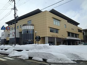 Hida City Library 20150123-2.JPG