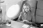 Hillary Rodham Clinton on plane using Game Boy (09).jpg
