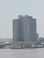 Hilton New Orleans Riverside main building, LA.jpg