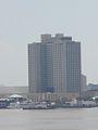Hilton New Orleans Riverside main building, LA.jpg