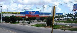 Bompreço - Bompreço in Natal, Rio Grande do Norte, Brazil.