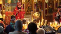 File:His Grace Bishop Nicholas visits Holy Epiphany Church (Boston).webm