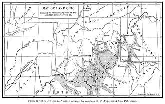 Ohio River - Glacial Lake Ohio