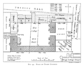 Historical plan of Clare College, Cambridge (1897) - cambridgedescri00atkiuoft 0379.png