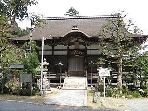 Chinjusha - Hiyoshi Taisha is Enryaku-ji's tutelary shrine