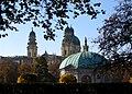 Hofgarten mit Theatinerkirche Muenchen-1.jpg