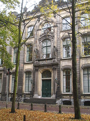 Supreme Court of the Netherlands - The Huis Huguetan on Lange Voorhout, Supreme Court seat from 1988 to 2016