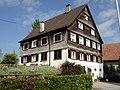Hohenweiler Vbg Dorf 16 Pfarrhof von S.jpg