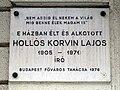 Hollos Korvin Lajos - Hajós Utca 14 Budapest.jpg