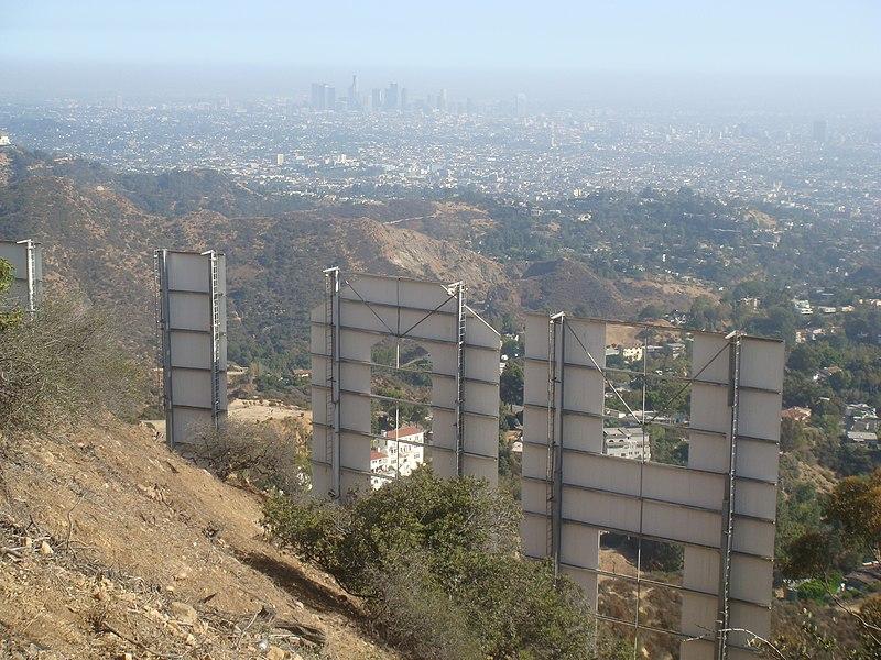 File:Hollywood Sign - panoramio.jpg