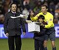 Homenaje a Miguel Delibes en el Real Valladolid-Real Madrid.jpg