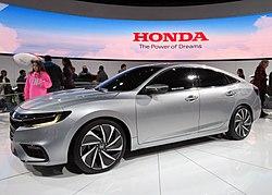 Honda Insight - Wikipedia, la enciclopedia libre