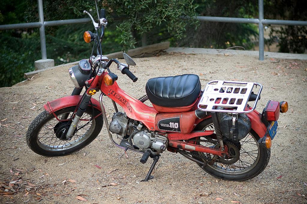 Suzuki Ct