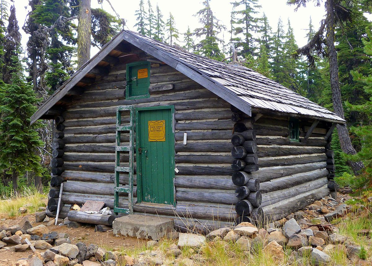 Honeymoon Creek Snow Survey Cabin Wikipedia