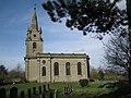 Honiley Church and churchyard - geograph.org.uk - 1770914.jpg