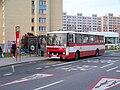 Horčičkova, BADO bus 1004.jpg