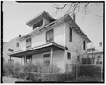 Horatius and Ethyl Clinger House, 202 West Liberty Street, Springfield, Clark County, OH HABS OHIO,12-SPRIF,9-3.tif
