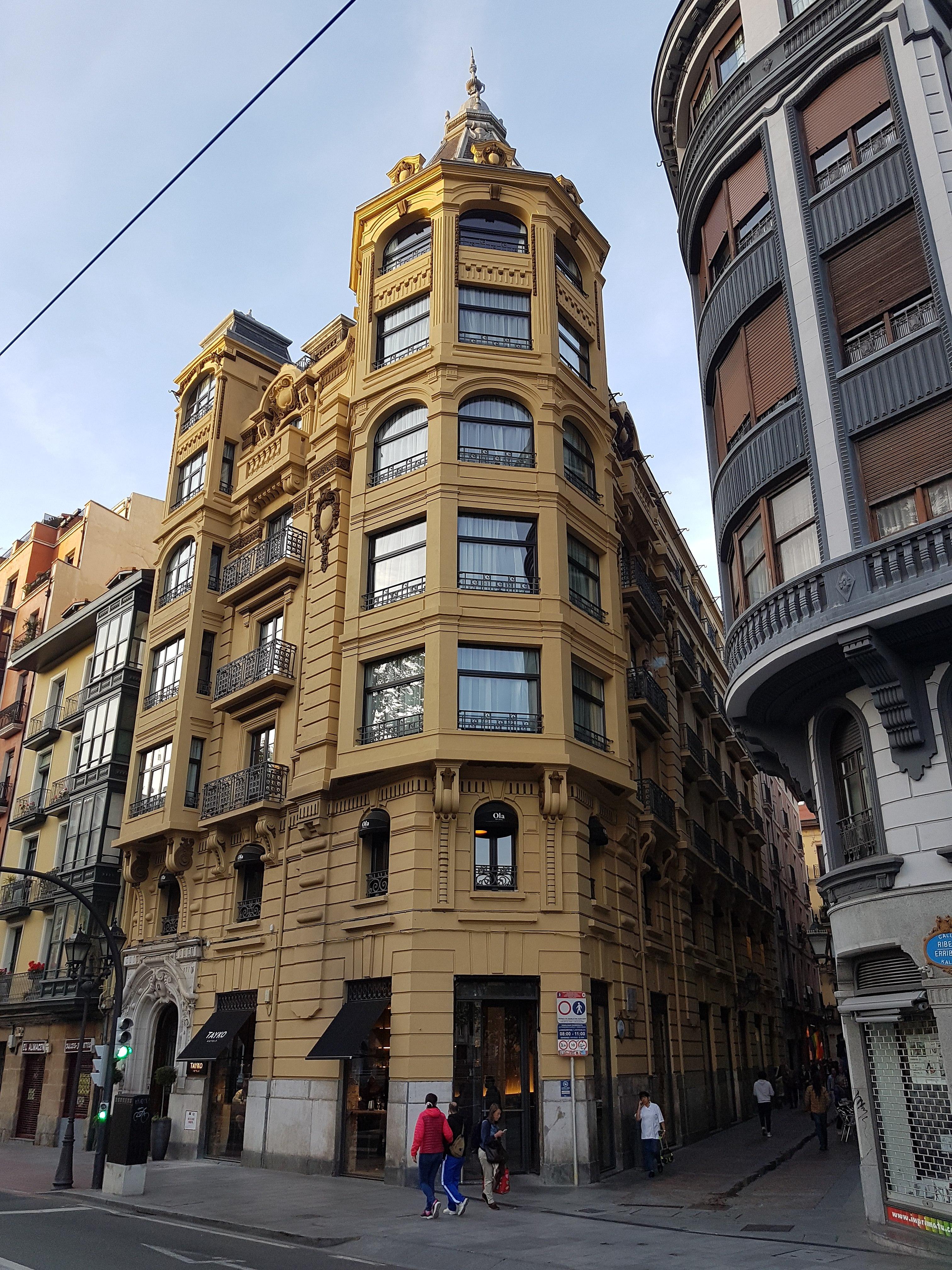 File:Hotel Tayko Bilbao 1.jpg Wikimedia Commons
