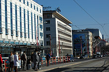 Zoznam hotelov v bratislave wikip dia for Designhotel 21 cakov makara