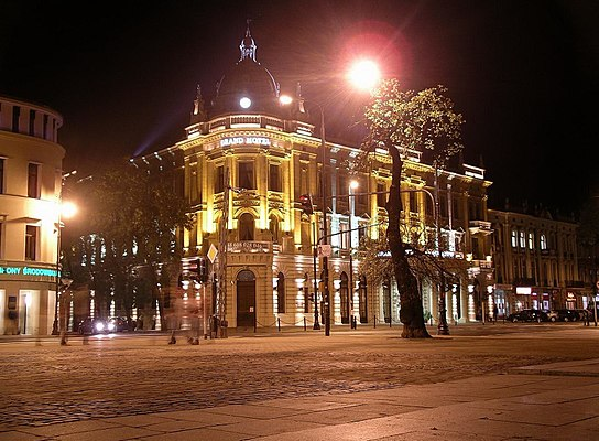 Grand Hotel Lublinianka