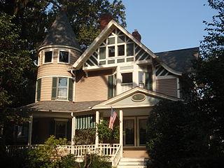 Garrett Park Historic District