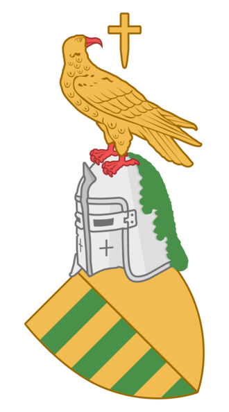 House of Basarab - House of Basarab coat of arms