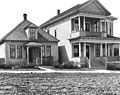 Houses at 319-325 8th Ave N, Seattle, Washington, April 12, 1911 (LEE 239).jpeg