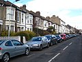 Houses in Warbeck Road Shepherd's Bush - geograph.org.uk - 1756836.jpg