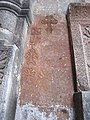Hovhannavank (cross in wall) (97).jpg