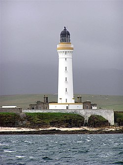 Hoy Lighthouse on Graemsay