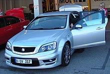 Holden Caprice (WM) - Wikipedia