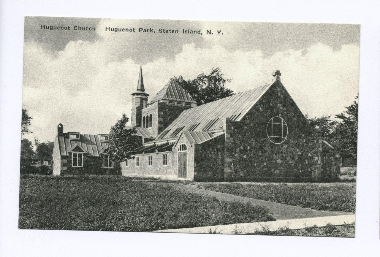 Huguenot Library Staten Island Hours