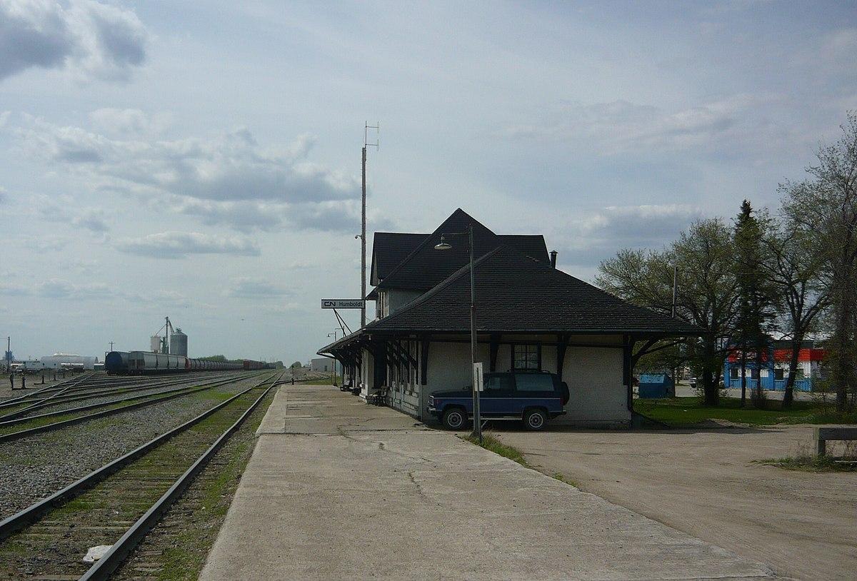 Humboldt Station Saskatchewan Wikipedia