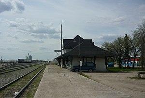 Humboldt, Saskatchewan - Humboldt station