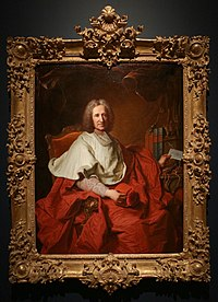 Hyacinthe rigaud, ritratto del cardinale guillaume dubois, 1723.jpg