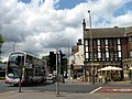 Hyde Park Corner, looking up Headingley Lane, Leeds (2009) - panoramio.jpg