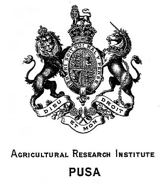 Indian Agricultural Research Institute - Logo of the Imperial Agricultural Research Institute