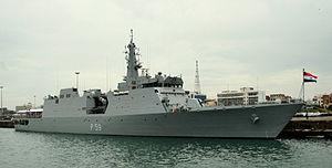 Patrol boat - Image: INS Sumitra (P59)