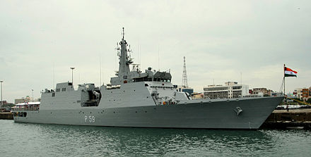 Saryu-class patrol vessel - Vietnam People's Navy