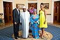 Ibrahim Boubacar Keïta with Obamas 2014.jpg