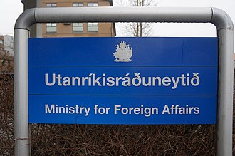Ministry for Foreign Affairs (Iceland) - Image: Iceland Images in April 2016 09