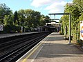 Ickenham tube station, platforms - geograph.org.uk - 1001274.jpg
