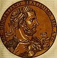 Icones imperatorvm romanorvm, ex priscis numismatibus ad viuum delineatae, and breui narratione historicâ (1645) (14560000840).jpg