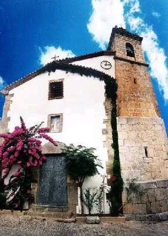 Aín - St. Michael church.