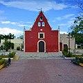 Iglesia De Itzimná, Mérida - panoramio.jpg