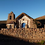 Churches of the Altiplano