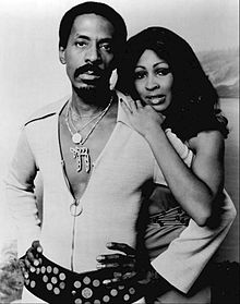 Ike & Tina Turner in 1973