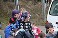 Immigranten - Flüchtlinge beim Grenzübergang Wegscheid (23127864551).jpg