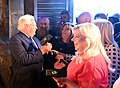 Inauguration of Pilgrimage Road in the City of David, Jerusalem June 2019 COD event and Dinner at the CMRJ (48168306692).jpg